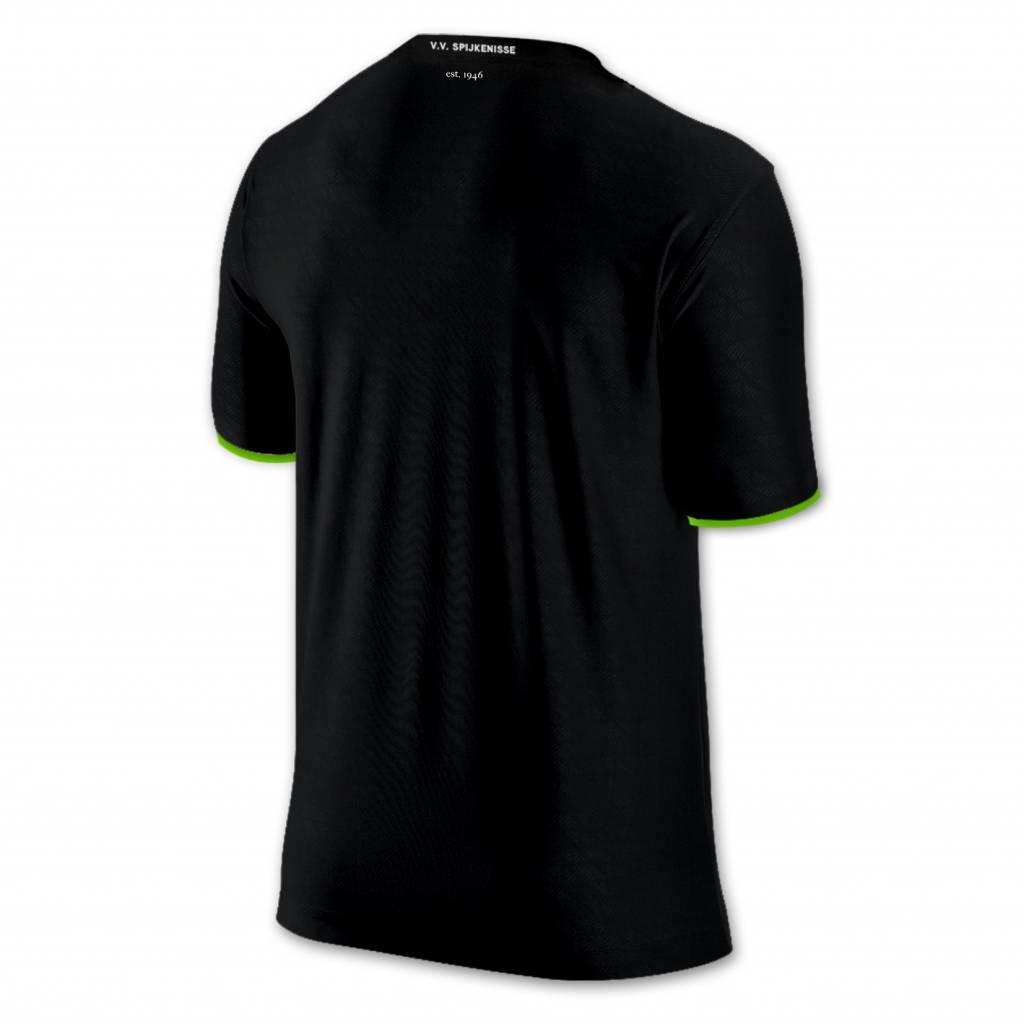 v.v. Spijkenisse shirt away (korte mouw)