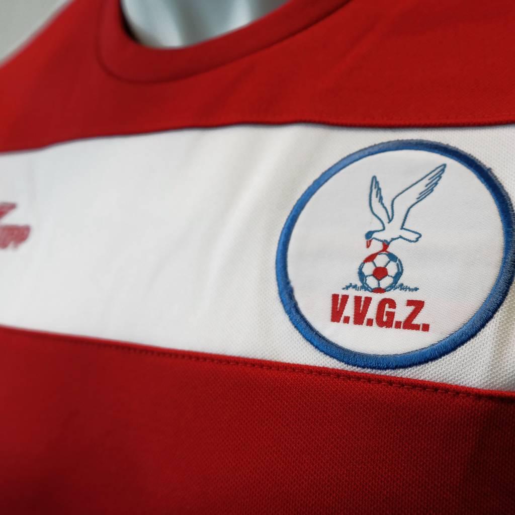 VVGZ Tracksuit, Rood/Blauw