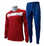 VVGZ Tracksuit, Rood/Blauw