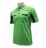 Scheidsrechter Shirt Groen/Zwart