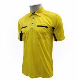 Scheidsrechter Shirt Geel/Zwart