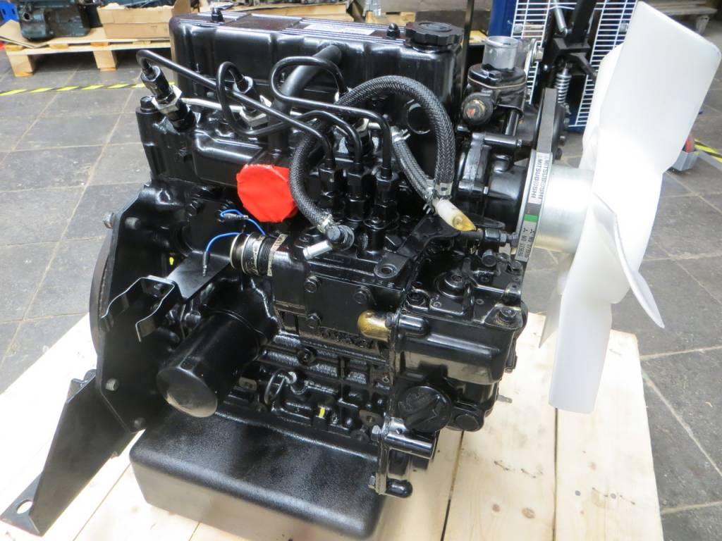 mitsubishi l3e motor neu incl umbau für transportkühlung u.a - atx