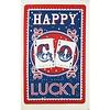 Mary Fellows - Pintuck Pintuck Theedoek Happy Go Lucky
