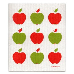 Jangneus Dishcloth Red Apples