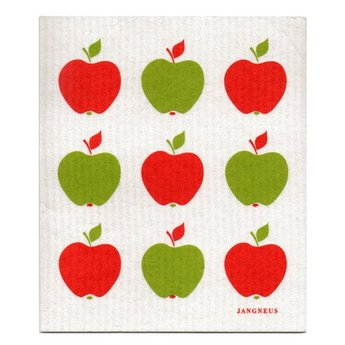 Jangneus Dishcloth Red Apples