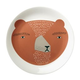 Donna Wilson Plate Bear