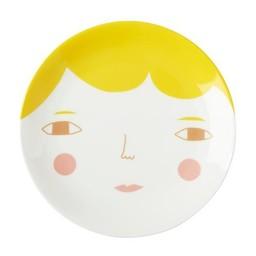 Donna Wilson Plate Goldie