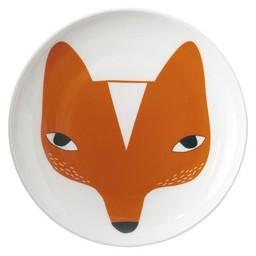 Donna Wilson Plate Fox