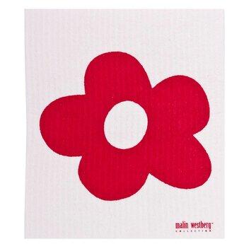 Malin Westberg Dishcloth Flower