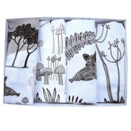 lush designs Servetten Wild zwijn
