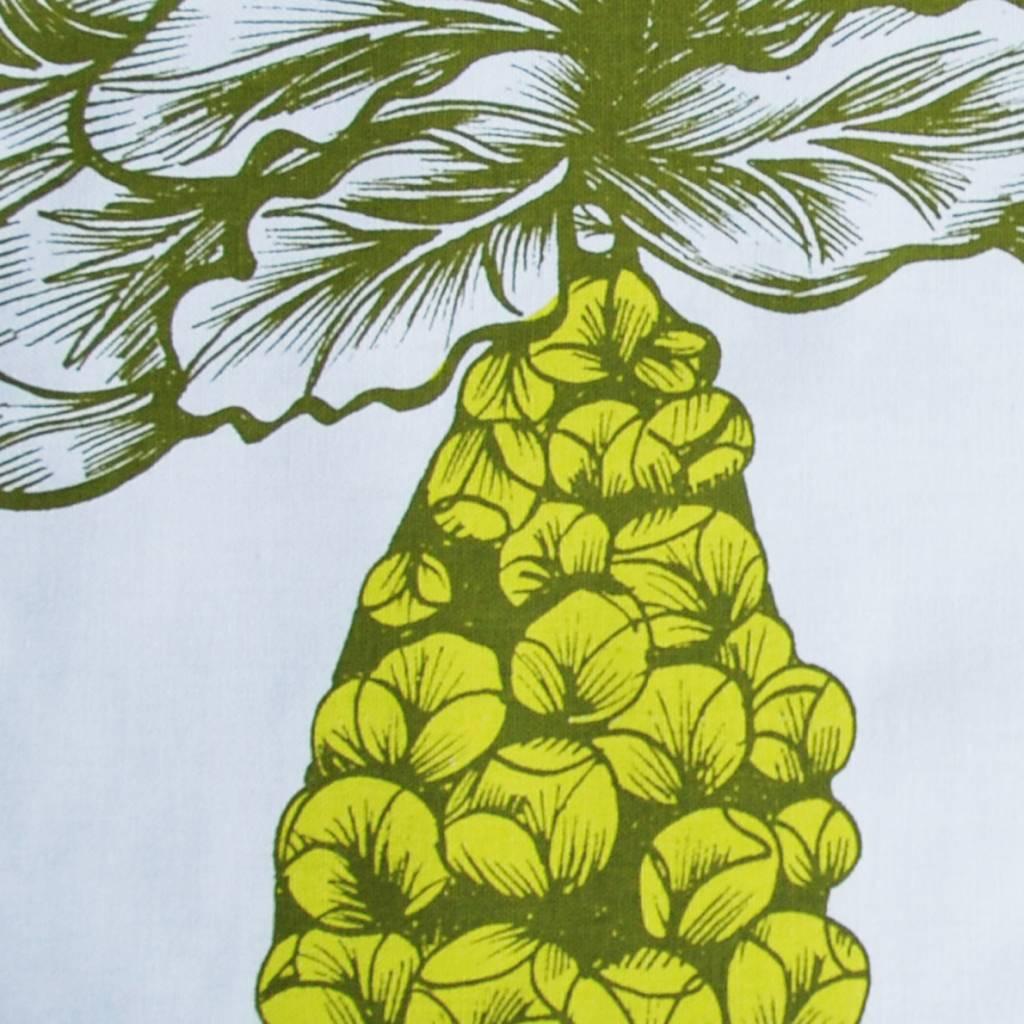 lush designs Napkins Vegetables