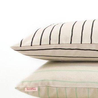 Skinny laMinx Kussenhoes Simple stripe