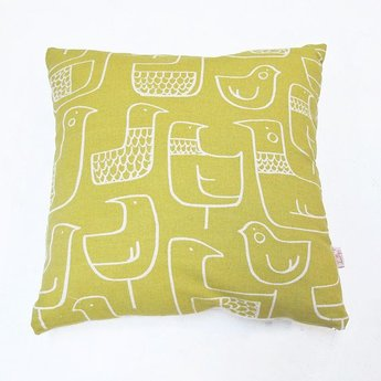Skinny laMinx Cushion Cover Eep! Cocoa