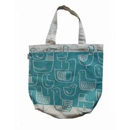 Skinny laMInx Linen bag Eep!