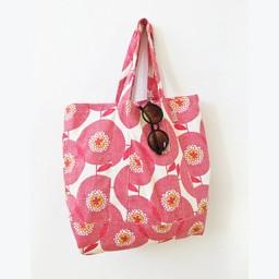 Skinny laMInx Linen bag * Alexander - red