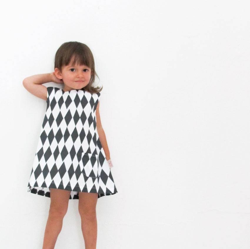 Skinny laMinx Mini dress Diamond black