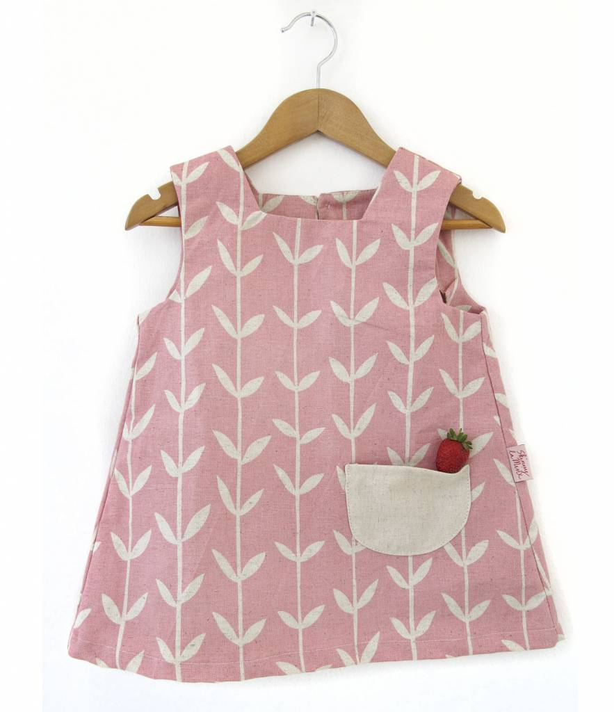 Skinny laMinx Mini dress Orla pink