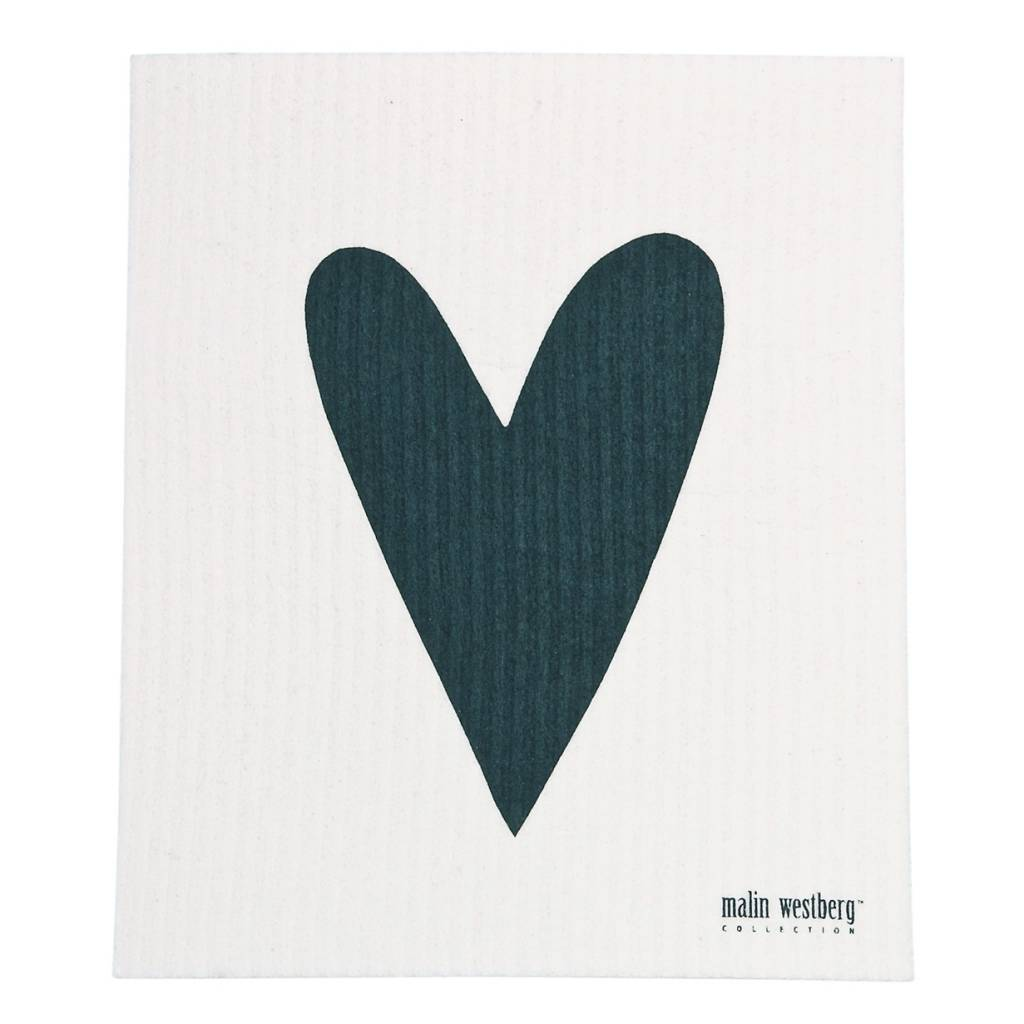 Malin Westberg Dishcloth Heart