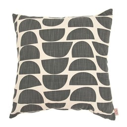 Skinny laMInx Cushion Cover Pebble - grey