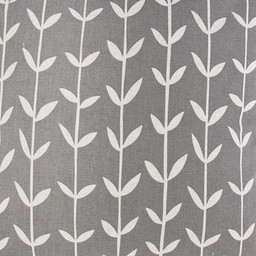 Skinny laMinx Stof Coupon Orla grijs (0,7 x 0,5 m)