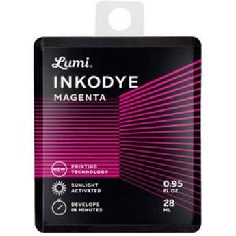 Inkodye DIY Silkscreen ink Snap pack 28 ml. magenta