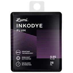 Inkodye DIY Silkscreen ink Snap Pack 28 ml. plum