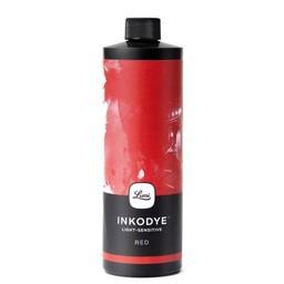 Inkodye DIY Zeefdruk inkt Rood 237 ml.
