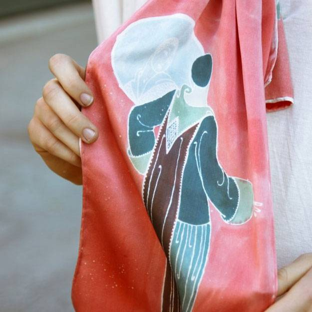 Inkodye DIY Silkscreen ink Cleanline - Batik Dye