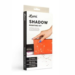 Inkodye DIY screen printing ink printing Kit Shadow printing
