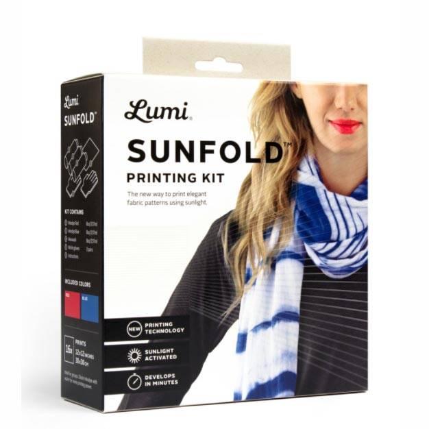 Inkodye DIY screen printing ink printing Kit Sunfold printing