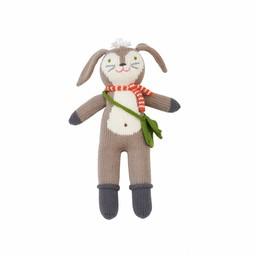 BlaBla Kids Gebreide knuffel konijn Pierre
