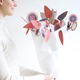 Jurianne Matter DIY Home decoration * Flowers Blatt