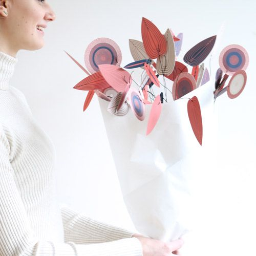 Jurianne Matter DIY Home decoration Flowers Blatt