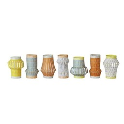 Jurianne Matter DIY Home decoration Weave lanterns
