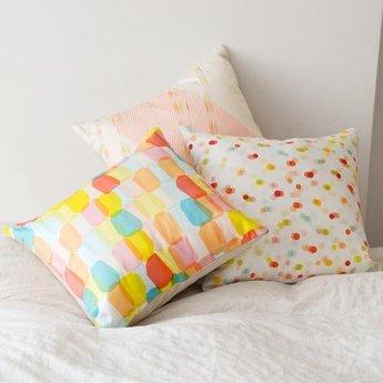 Avril Loreti * Throw Pillow * Confetti