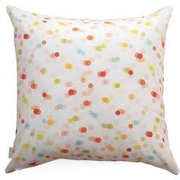 Avril Loreti Throw Pillow Confetti