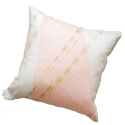 Avril Loreti Throw Pillow Stripe Surprise
