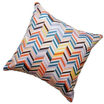 Avril Loreti Throw Pillow Haringbone