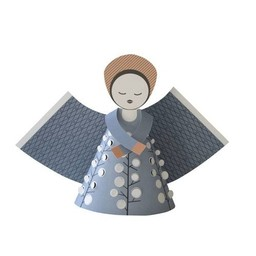 Jurianne Matter DIY Home decoration Angel XL (dusk blue)