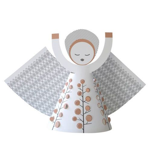 Jurianne Matter DIY Home decoration Angel XL (white)