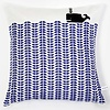 Lu West Throw Pillow * Whale