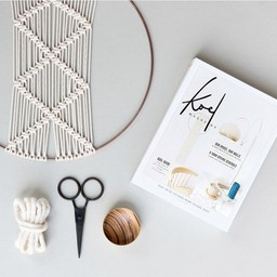 Koel Magazine Magazine for interior no. 2 yarn goodies
