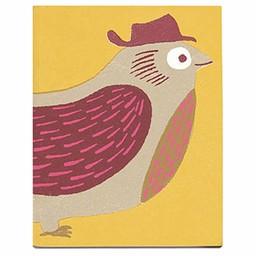 Sukie Note- / sketchbook * plain bird