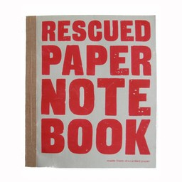 Sukie Notebook * Rescued paper
