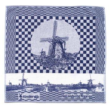 Hollandsche Waaren * Towel * Kinderdijk