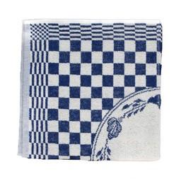 Hollandsche Waaren Keukendoek * Brabants Bont blauw