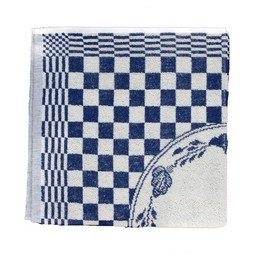 Hollandsche Waaren Towel * Brabants Bont blue
