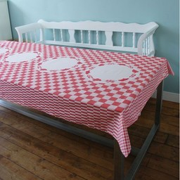Hollandsche Waaren Hollandsche Waaren * Table cloth * Brabants bont
