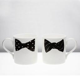 Peter Ibruegger Mug * Bow Tie Boris - Alexander