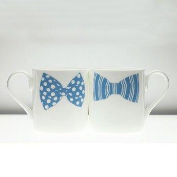 Peter Ibruegger * Mug * Bow Tie Mark - Jeffrey
